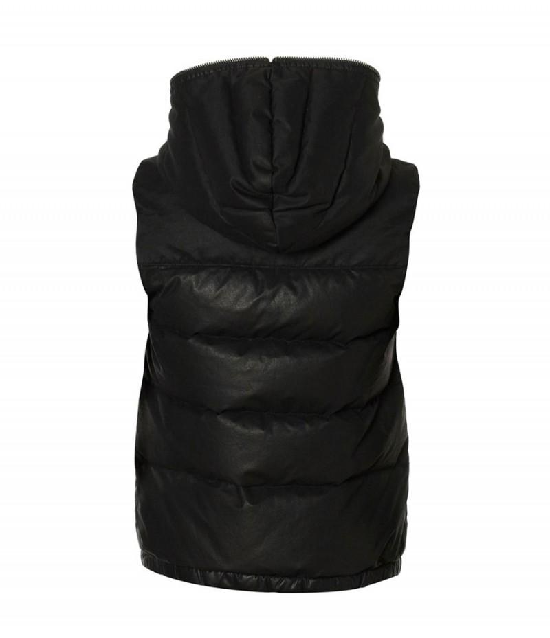 XTRIBAL * Дутый жилет - Одежда Верхняя * Чёрный.