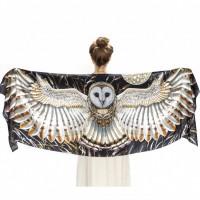 Пшеничная Сова (Wheat Barn Owl)
