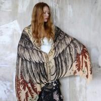 Крылья Сепия (Sepia Earthy Wings)