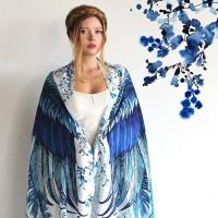 Крылья Аврора (Blue Aurora Wings)